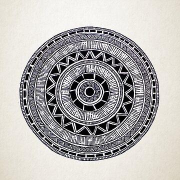 Mandala Creation 6 by kreativcorner