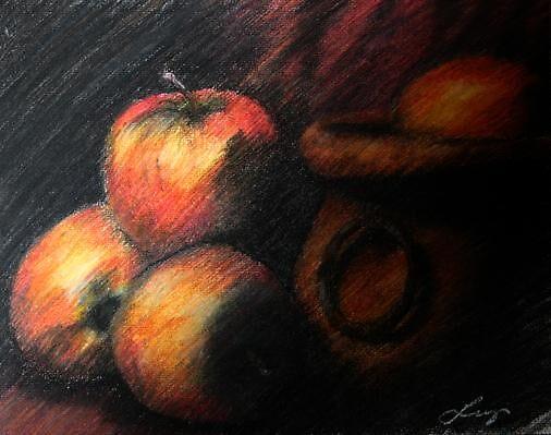 apples by misslinzi