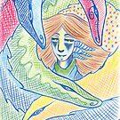 Adrian the Mystic by nightsparklies