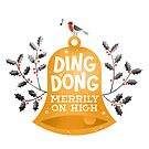 Ding-dong merrily on high by LordWharts