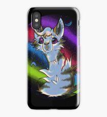 Galaxy Cat Multicolor Shading iPhone Case/Skin