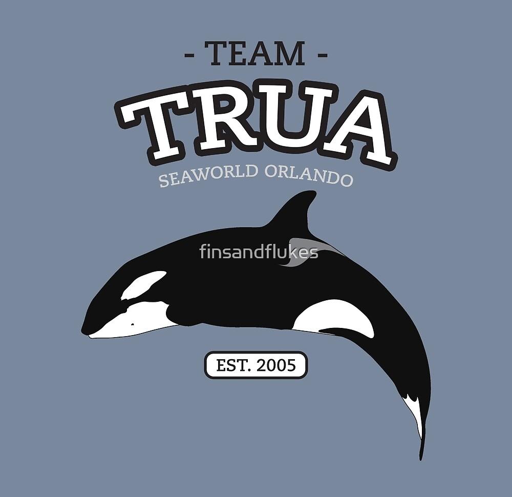 Team Shamu - Trua by finsandflukes