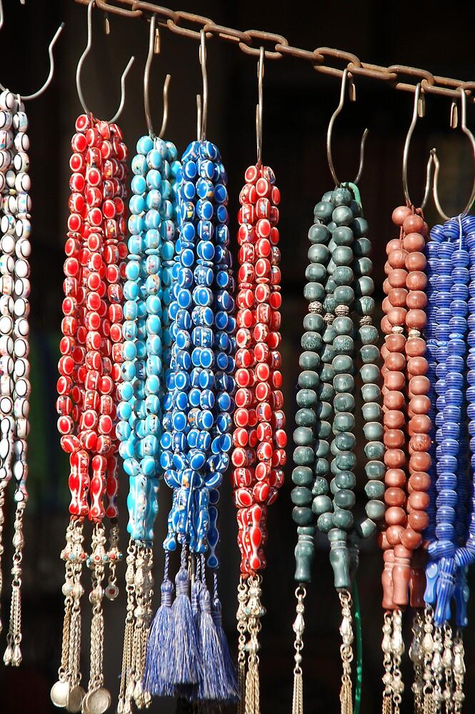 Prayer beads by Peter Gostelow