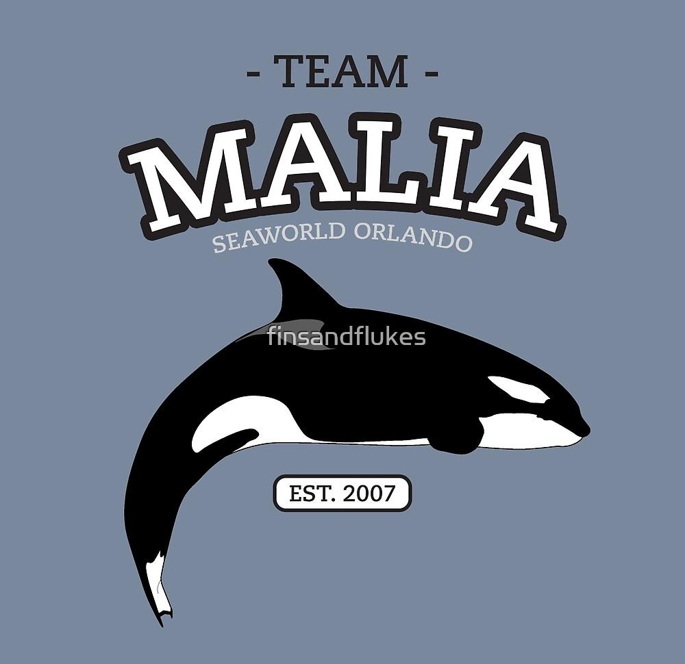 Team Shamu - Malia by finsandflukes