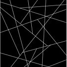 Black and White Geometric by sunsetsummers
