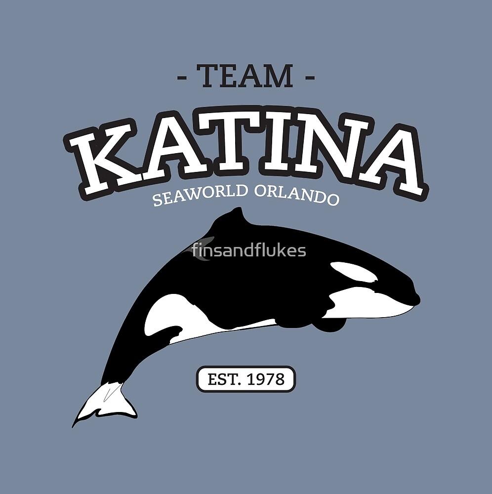 Team Shamu - Katina by finsandflukes