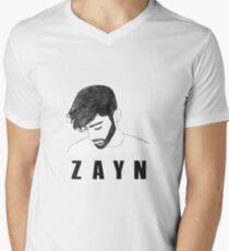 Zayn Malik Men's V-Neck T-Shirt