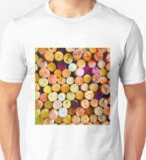 Vibrant wine corks T-Shirt