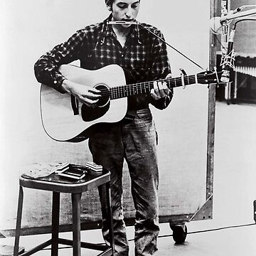 1960's Bob Dylan by MACINTOSHMINUS