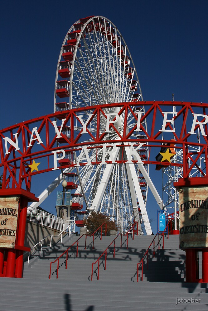 Navy Pier by jstoeber
