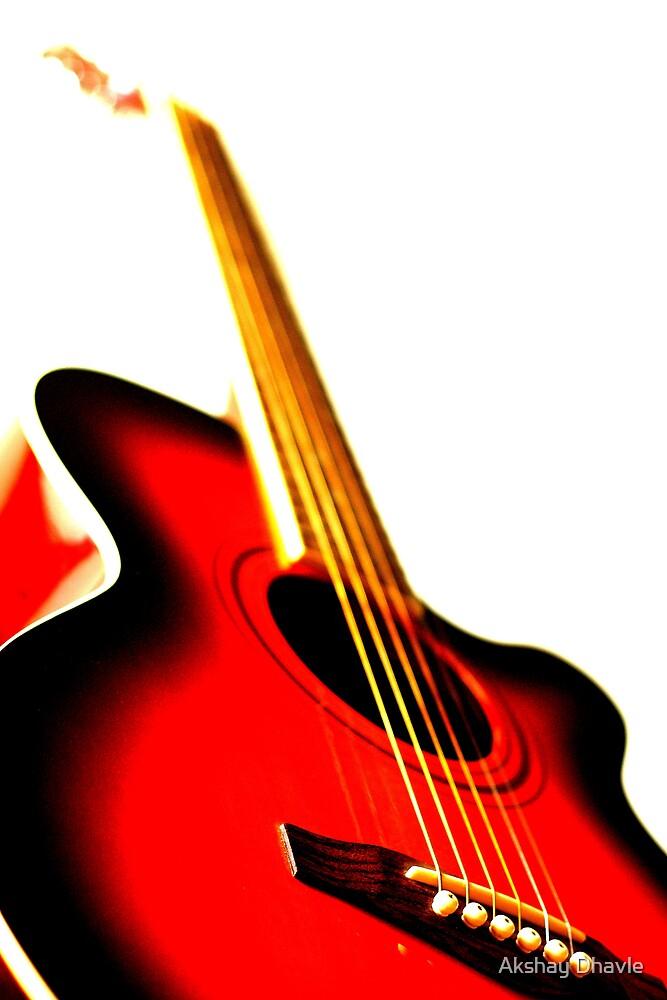 Guitar by Akshay Dhavle