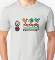 Pokemon, choose your starter T-Shirt