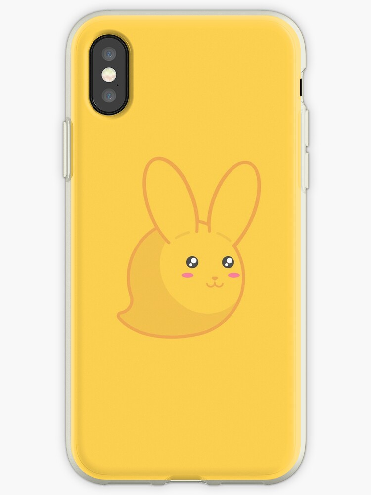 Spirabbit yellow by animinimal