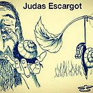 Judas Escargot by Andrew Ledwith