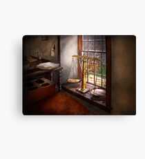 Lawyer - Scales of Justice Canvas Print