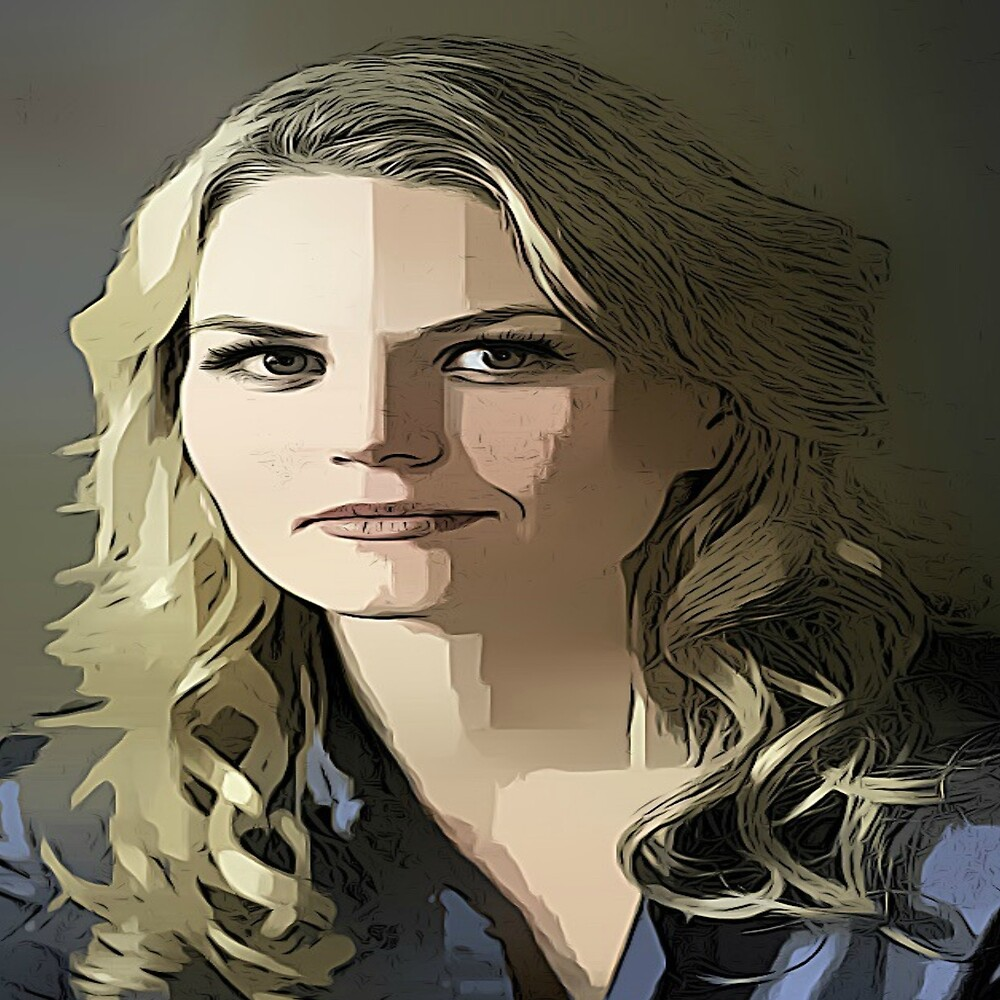 Emma Swan Comic 51 by killian8921