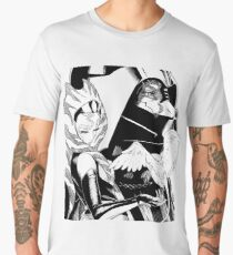 Ahsoka and Vader Men's Premium T-Shirt