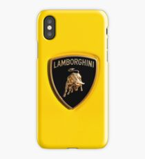 Lamborghini iPhone Case/Skin