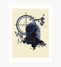 Vatican Cameos - BBC Sherlock [John Watson] Art Print