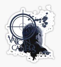 Vatican Cameos - BBC Sherlock [John Watson] Sticker