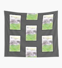 Mountain scenery Wall Tapestry
