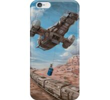 The Time Job iPhone Case/Skin