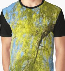 Whispering Willow Graphic T-Shirt