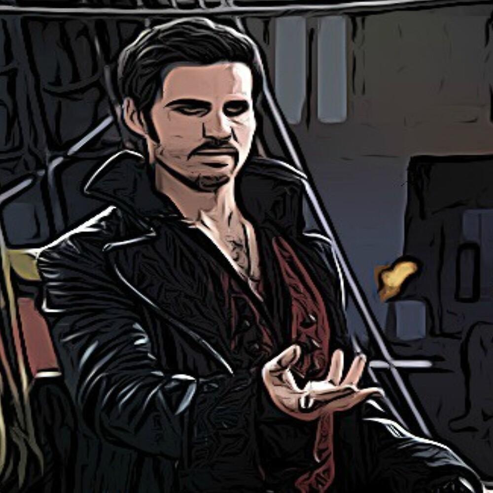 Killian Jones Comic 52 by killian8921