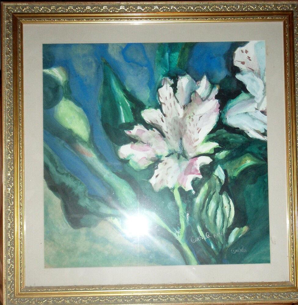 bluelily by gabriele