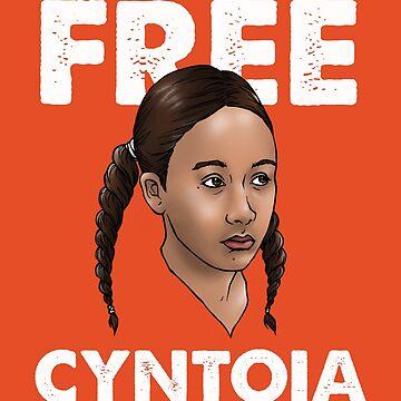 Free Cyntoia Brown by erdbaer