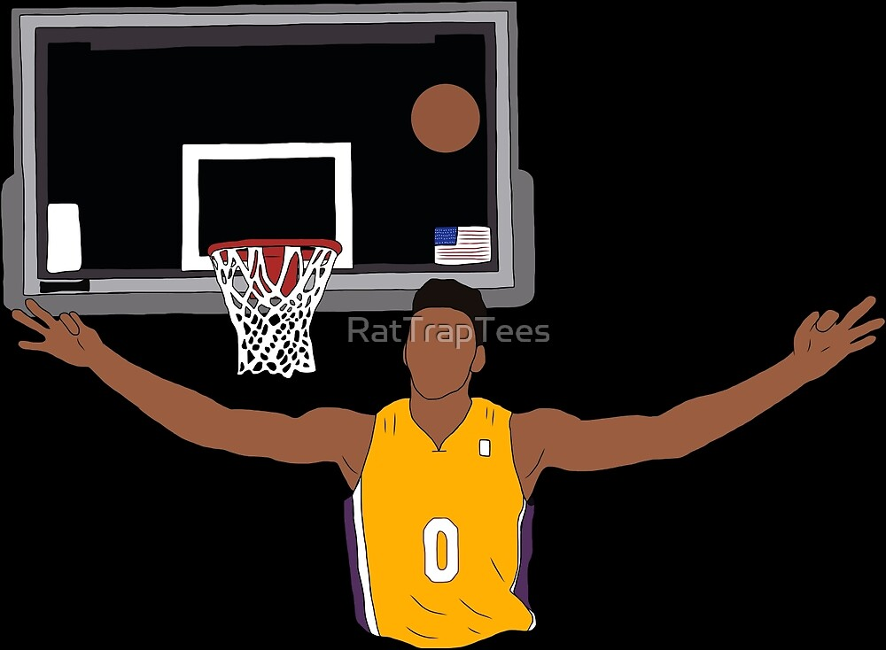 Nick Young Early Celebration by RatTrapTees