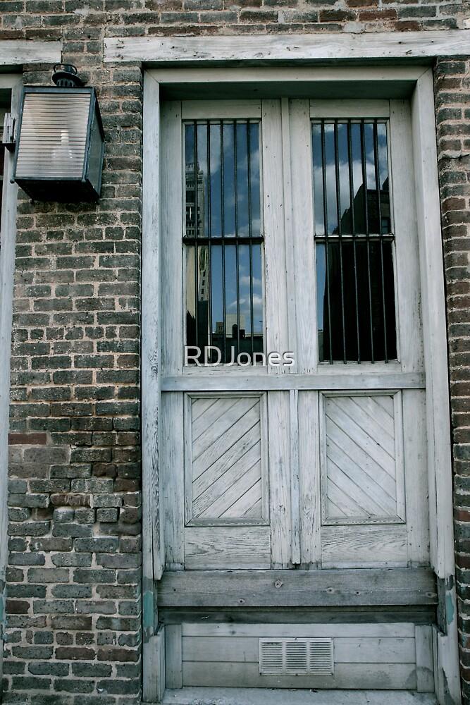 An Old Window by RDJones