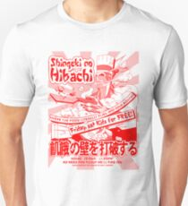 Shingeki no Hibachi (Attack on Hibachi) Unisex T-Shirt
