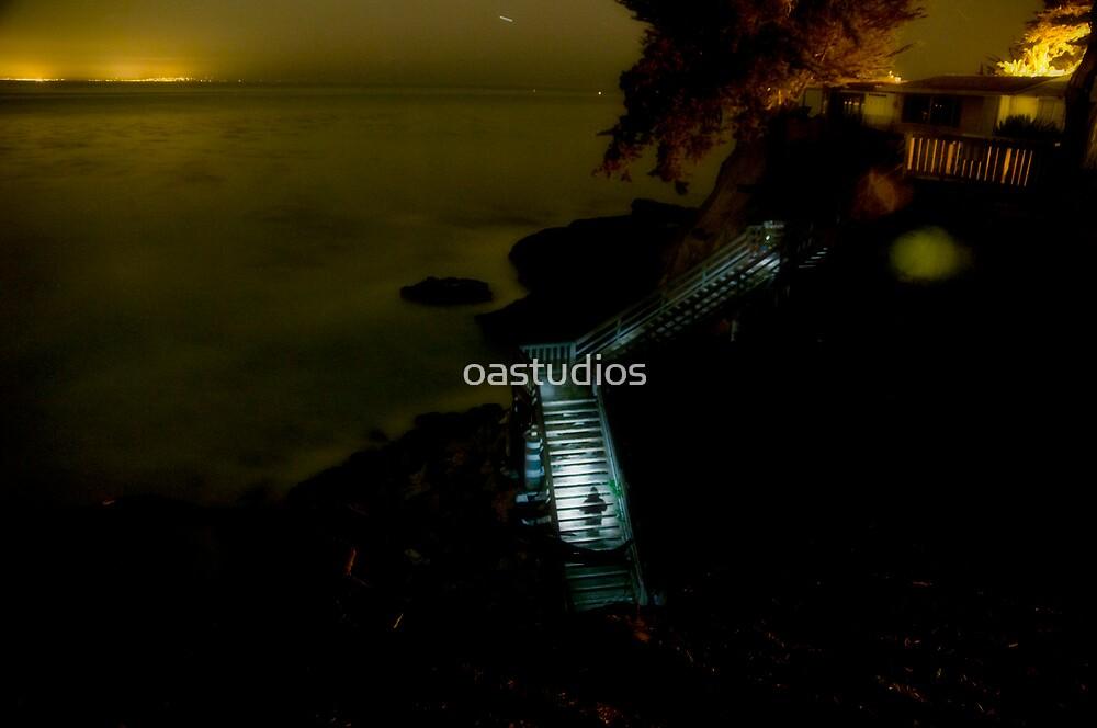 Midnight Climb by oastudios