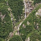 Gros Morne Waterfall by Tracy Friesen