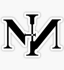 Nine Inch Nails logo Sticker