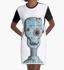 YU-H8-4Q Graphic T-Shirt Dress