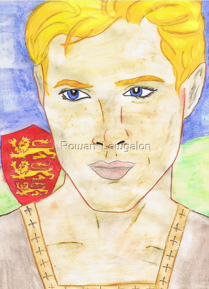 Richard I. by Rowan  Lewgalon