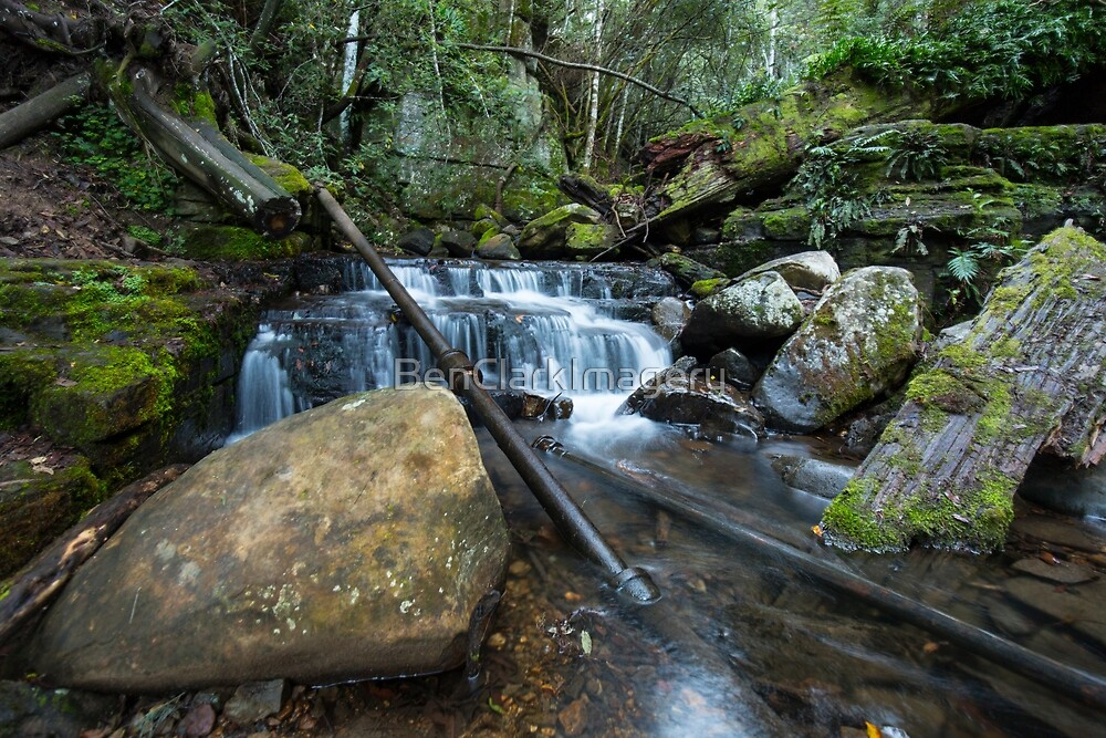 STRICT WATER by BenClarkImagery
