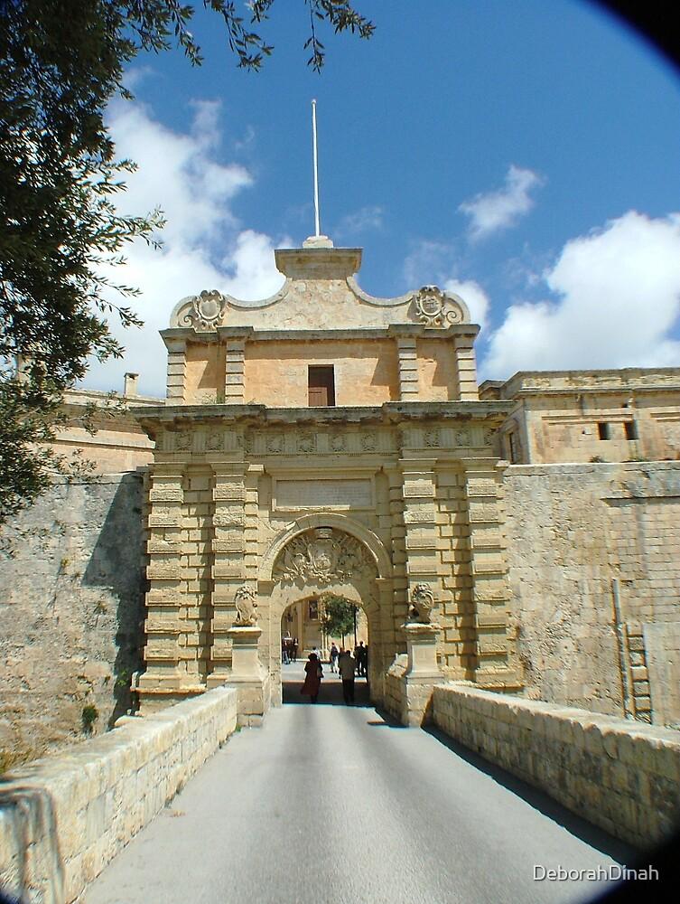 The Entrance! by DeborahDinah