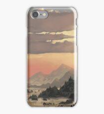 Sunrise Ruin iPhone Case/Skin