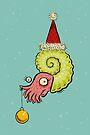 Christmas Ammonite by Richard Morden