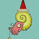 Christmas Ammonite by Richard Morden
