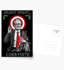 Silent Night, Corbynite Postcards