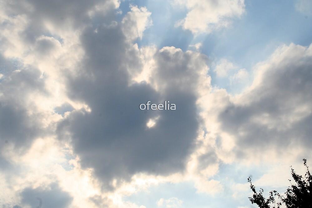 bright light  by ofeelia