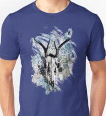 Stags Head II Unisex T-Shirt