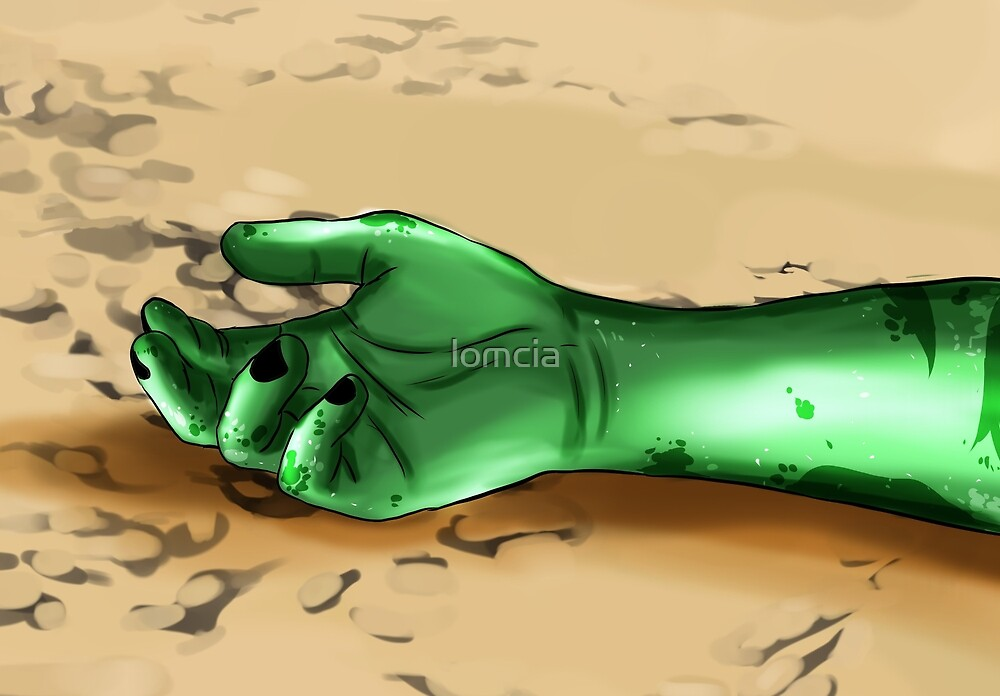 Hand Drell by lomcia