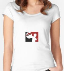 Gotta catch them all! Women's Fitted Scoop T-Shirt