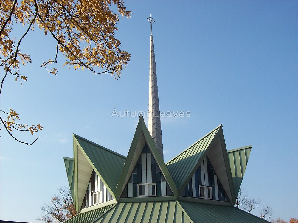 North Park Presbyterian Church by AutumnLeaves