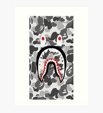 Bape Case Art Print